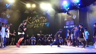 Top 16 4 K Battle 2017    Platinum wins NN Thai 3 5 1 5