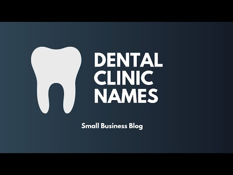 Best Dental Clinic Names