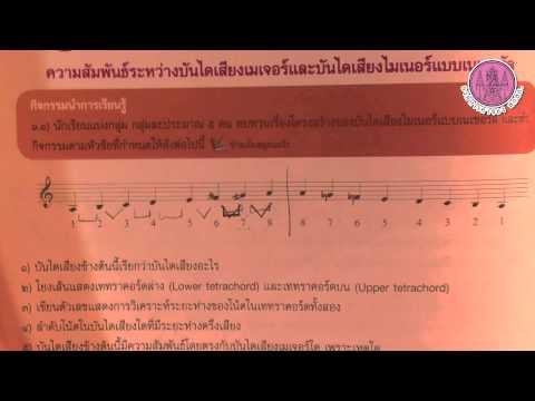 ดนตรี ม.3 part1