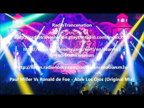 Paul Miller Vs. Ronald de Foe - Abre Los Ojos (Original Mix)