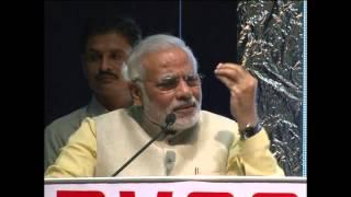 Shri Narendra Modi addressing Chartered Accountants Association in Delhi HD