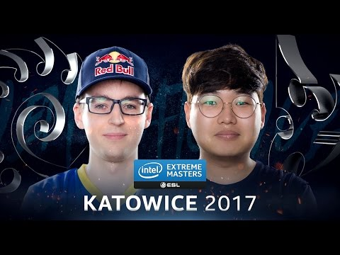 StarCraft II - Nerchio vs. Patience [ZvP] - Group C - IEM Katowice 2017