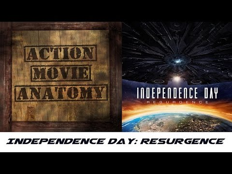 Independence Day: Resurgence (2016) Review   Action Movie Anatomy