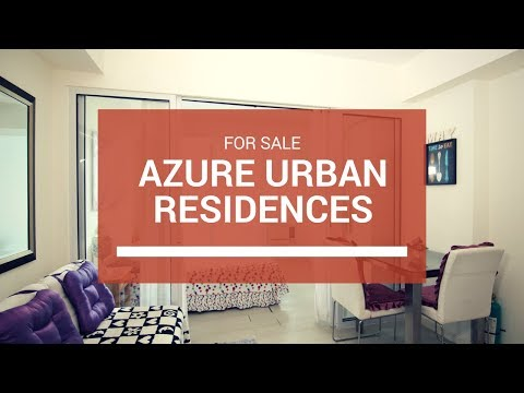 Fully Furnished Condo in Azure Urban Residences in Parañaque City for Sale 6.5M or Rent Php 30,000