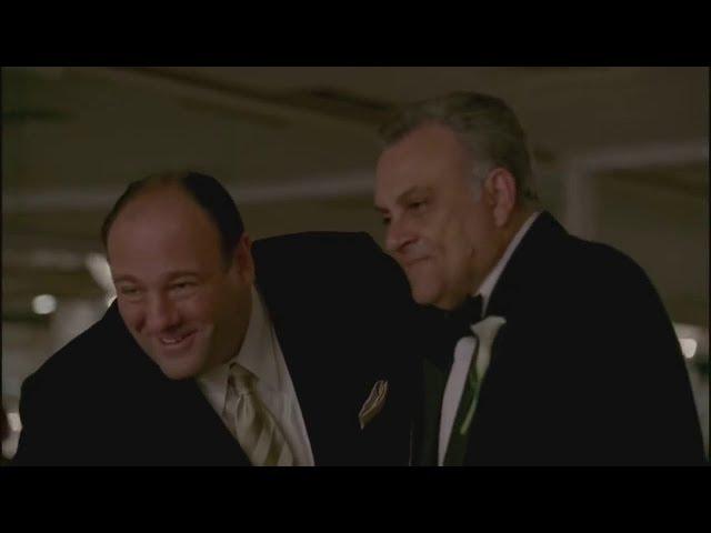 Johnny Sack Asks Tony To Whack Rusty - The Sopranos HD
