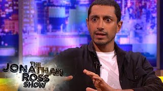 Riz Ahmed's Worrying Attempt To 'Spud' The Queen | The Jonathan Ross Show
