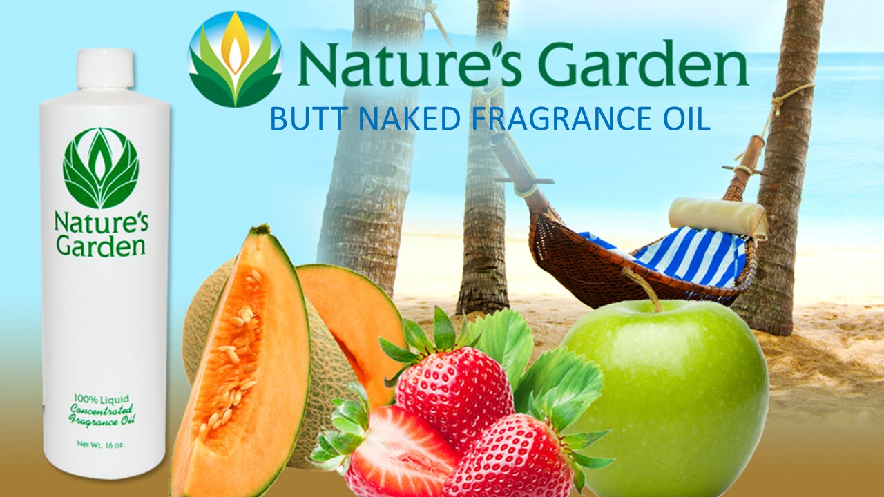Butt naked fragrance