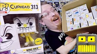 47 Funko Pop Vinyl Figure Haul FNAF Bendy And The Ink Machine Minecraft Five Nights At Freddy's
