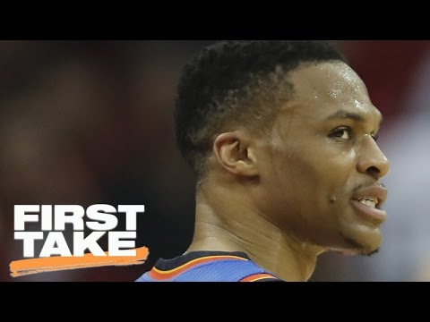Westbrook's Season Done in 5? | First Take | April 20, 2017