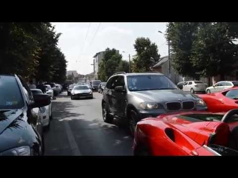 Scandal în trafic la PARANGHELIA organizată de ţiganii din Timişoara