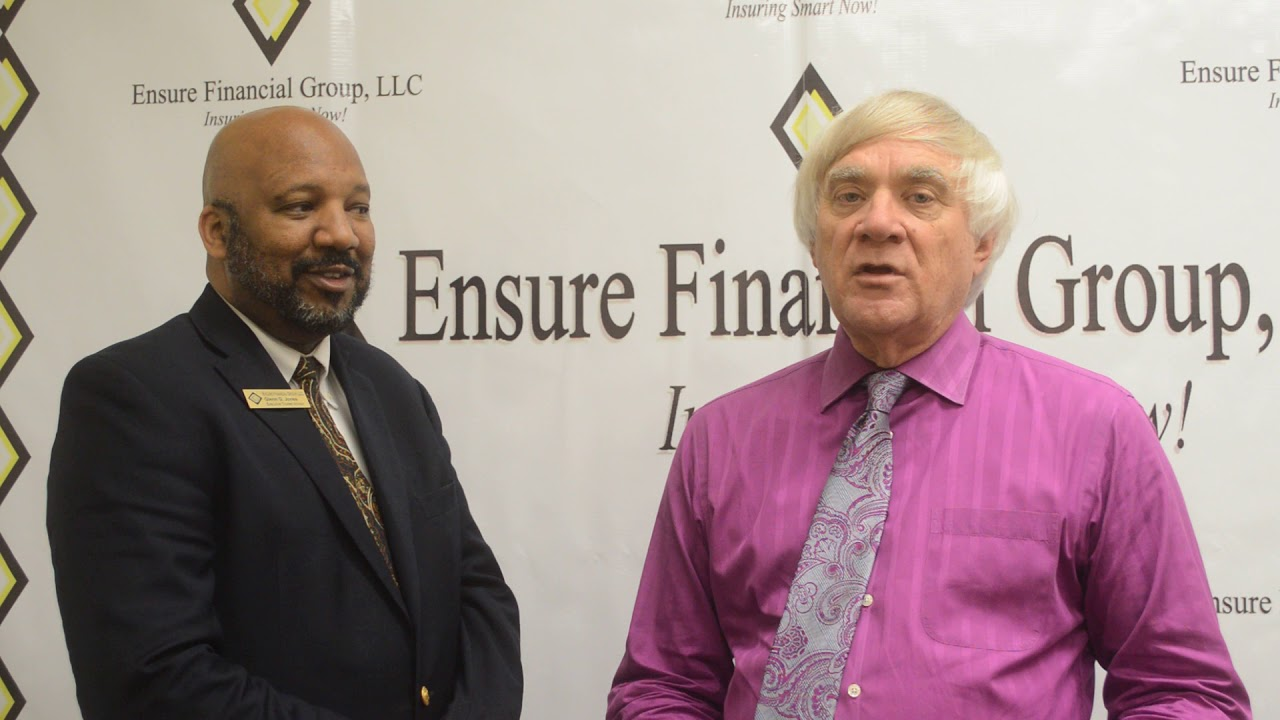 Glenn Jones and Joe Pippen - Community Partners