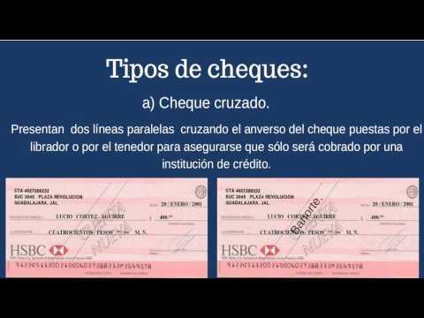 Que es el cheque de pago diferido