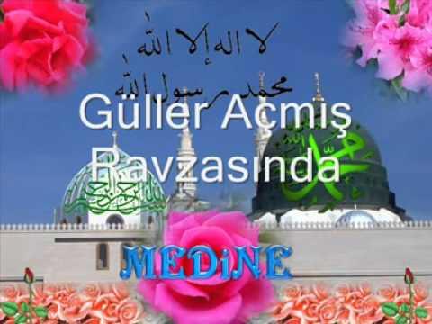 Mustafa Özcan Güneşdoğdu Güller Açmış Ravzasında ilahi sevenler, ilahiler, Video izle, ilahi Din indir