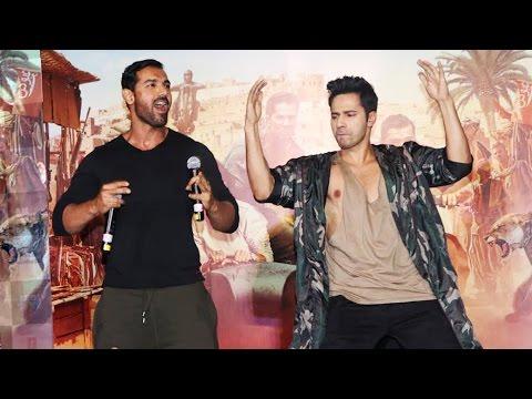 John Abraham & Varun Dhawan Makes Their Fans CRAZY   Dishoom Promotions