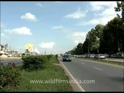 Bangalore Infosys building