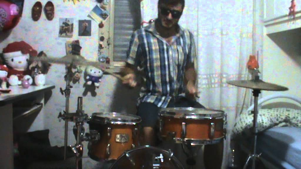 Drum Solo With Minimal Set By Tommaso Carollo Youtube