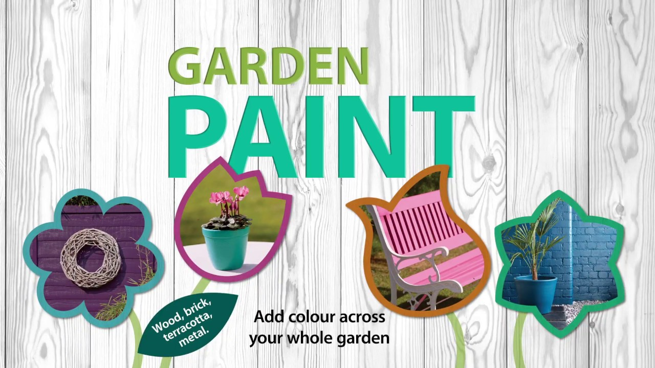 Garden Furniture Paint how to brighten up your garden furniture and outdoor space with