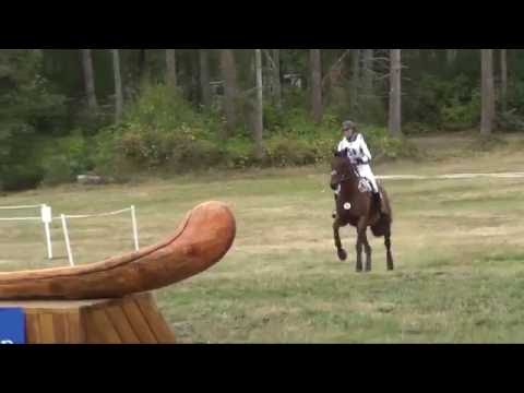 Barbara Flynn; Aspen Farms Horse Trials; September 2016