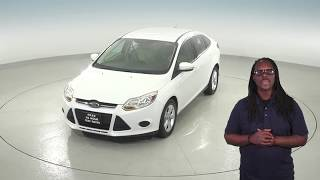 A94904XT - Used 2013 Ford Focus SE Review Test Drive