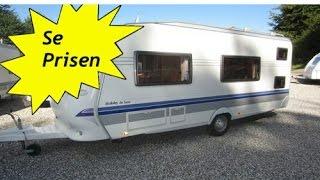 Hobby De Luxe 500 KMFe - 2007 - Campingvogn