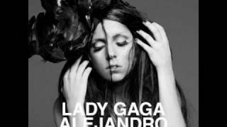 Lady Gaga Alejandro Male Version