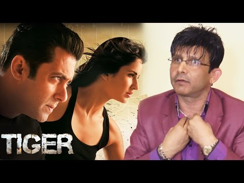 KRK Makes FUN Of Salman Khan - Katrina Kaif's Tiger Zinda Hai