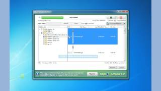 Data Recovery Software Recover Accidently Deleted Data files on Windows 7