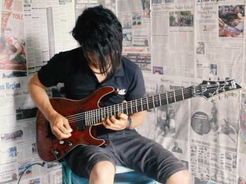 "HHM Shred Guitar Challenge Jendry  ""Bangkinang Kampar Riau"""