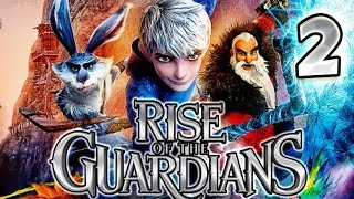 Rise of the Guardians Walkthrough Part 2 (PS3, X360, WiiU, Wii) No Commentary