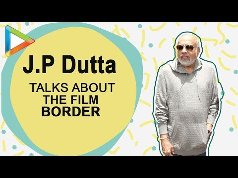 "J P Dutta: ""Film medium is so STRONG that…"""