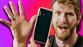 This phone makes my hands look BIG! - ASUS Zenfone 8