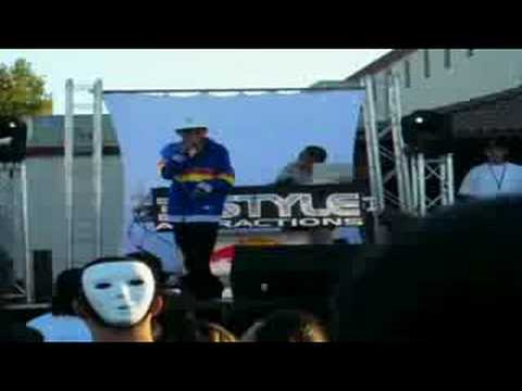 Lil Jordan at Sacramento's Best Dance Crew