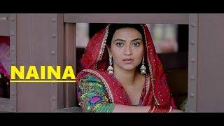 Naina Feroz Khan Lyrics - Gippy Grewal - Subedar Joginder Singh-Happy Raikoti-New Punjabi Songs 2018