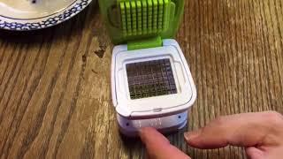 Mini Garlic Presser