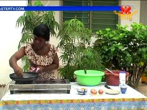 Kpedji Gawu: Togolese Vegan Bean Pancake (In Ewe)