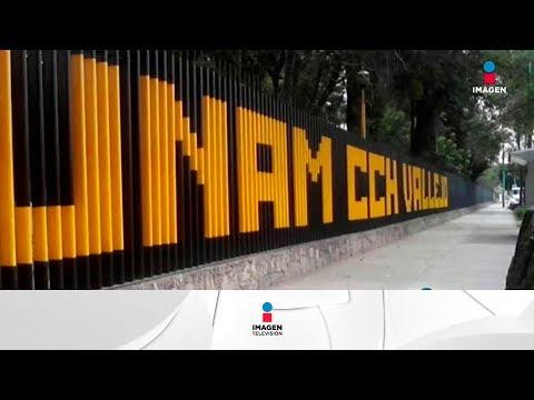 Denuncian intento de abuso sexual en CCH Vallejo | Noticias con Yuriria Sierra