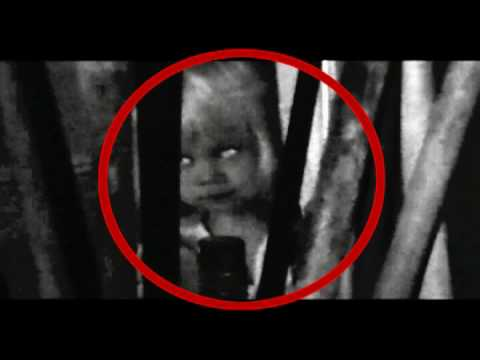 Real creepy ghost video (proof) - YouTube
