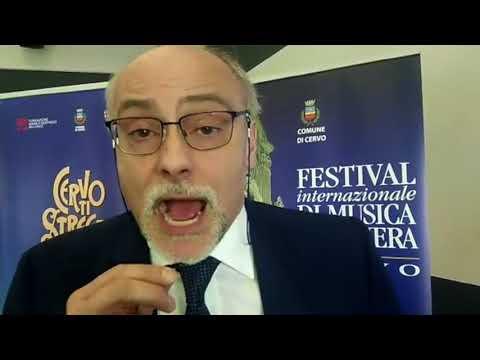 Cervo - Festival Musica da Camera - Intervista Nozzi