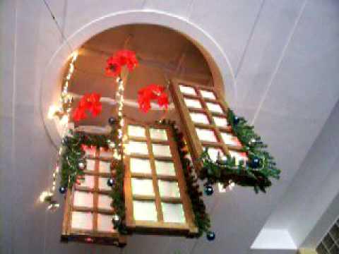 windows sa lobby ng ICST