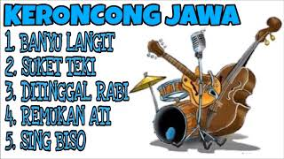 Video Full Album Dangdut Koplo Versi Keroncong Jawa Campursari l Banyu Langit l Suket Teki download MP3, 3GP, MP4, WEBM, AVI, FLV September 2018