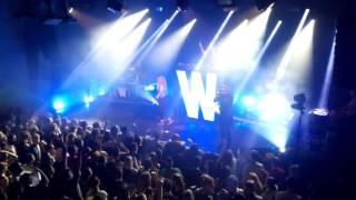 Wilkinson LIVE - Sweet Lies - Live at Roxy (16.3.2016, Praha) song 10/15