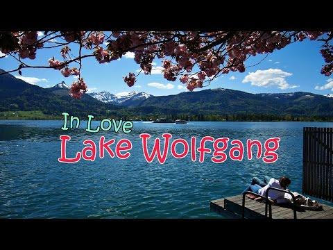 [เที่ยวยุโรป] Lake Wolfgang (Wolfgangsee), St. Wolfgang : Austria Travel Vlog Ep.94