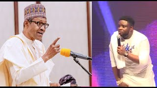 Comedian Acapella Ask Buhari Are You Doing Well