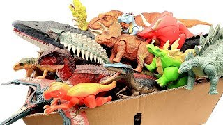 100 Dinosaur Toys - Jurassic World Fallen Kingdom, Schleich Dino, Dinosaur Robot! Learn Dinosaur
