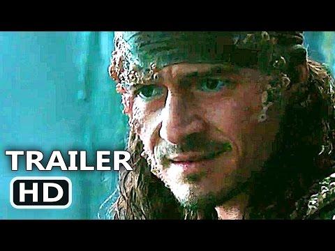 PIRATES OF THE CARIBBEAN 5 Will Turner Trailer (2017) Dead Men Tell No Tales, Disney Movie HD