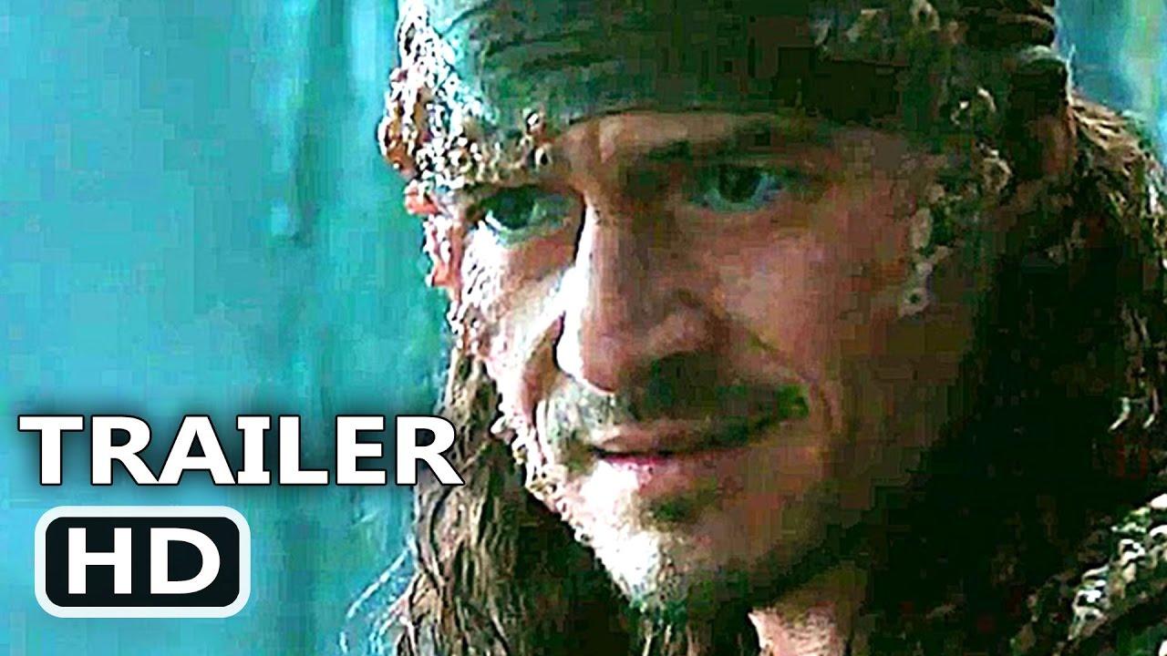 pirates of the caribbean 5 will turner trailer 2017 dead men tell