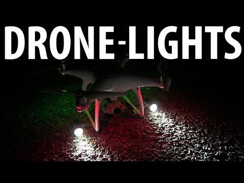 DJI Phantom 4 - DRONE LIGHTS