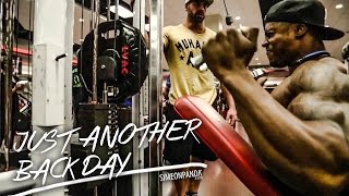 Simeon Panda & Bradley Martyn - Just Another Back Day