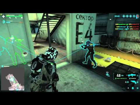 Ghost Recon Phantoms CW Teil 1 on Tomsk VS GTI