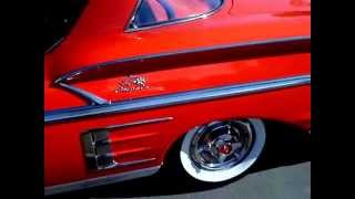 Awesome 1958 Chevy Impala at Del Mar